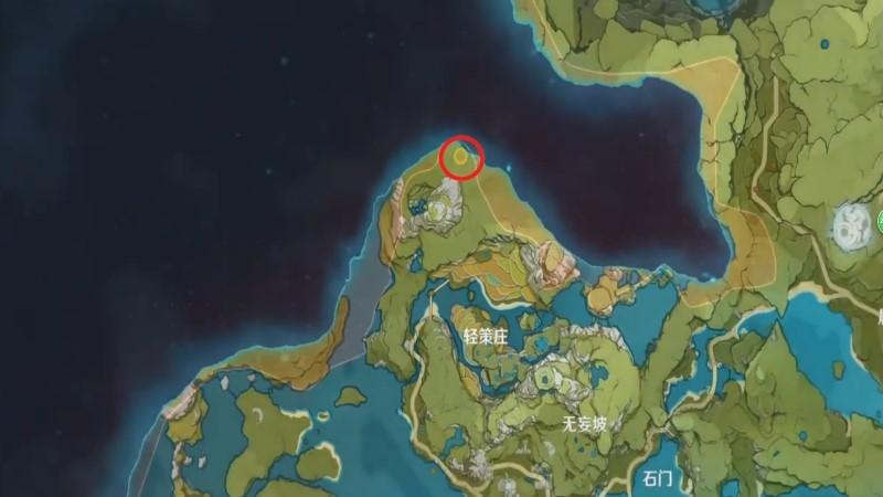 原神岩神瞳分布(4)