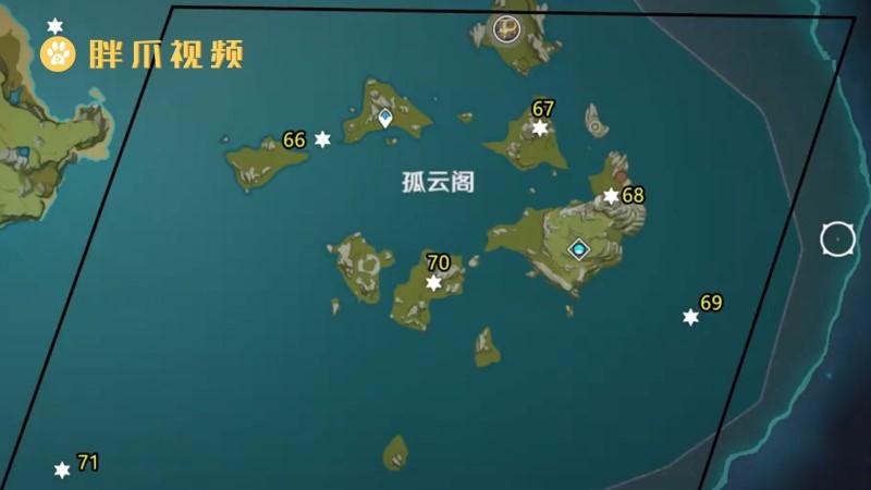 原神岩神瞳位置(5)