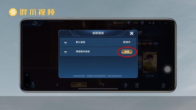 王者荣耀李小龙粤语语音包怎么用(6)