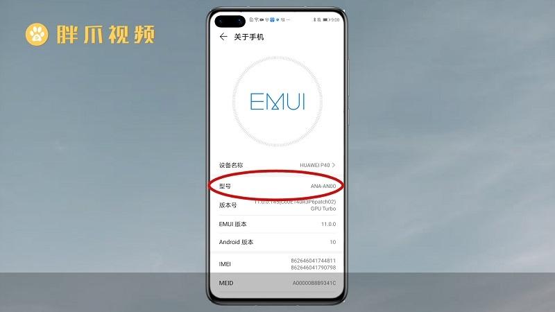 华为手机型号怎么看(3)