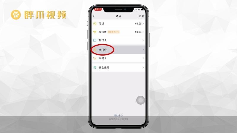 微信信用分怎么查(4)