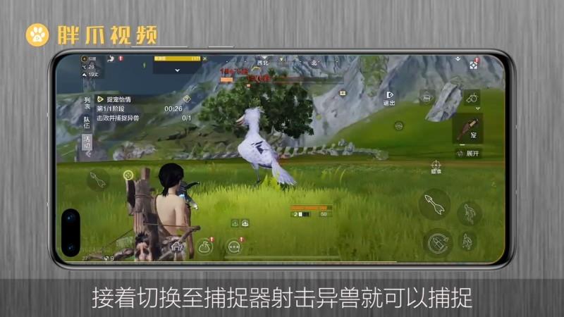 妄想山海怎么捕捉宠物(3)