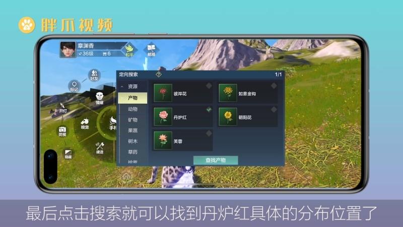 妄想山海丹炉红分布地点(3)