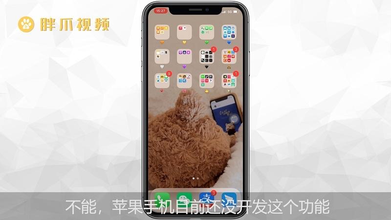 苹果手机可以分屏吗(1)
