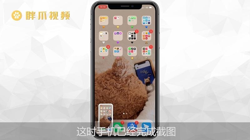 苹果12怎么截图(3)