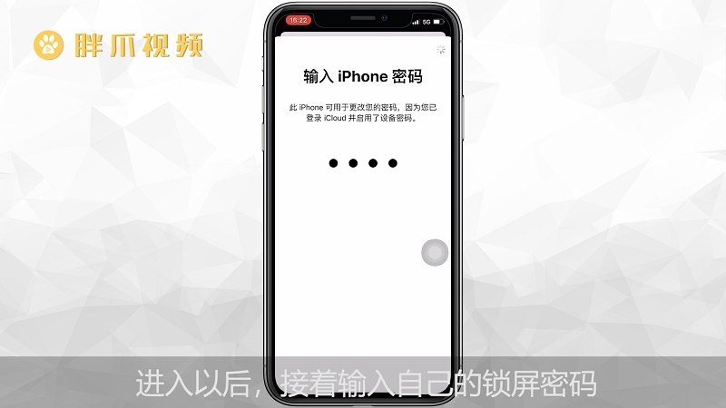 苹果id密码怎么重新设置(3)