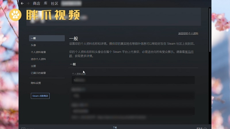 steam账户名称怎么填写(3)