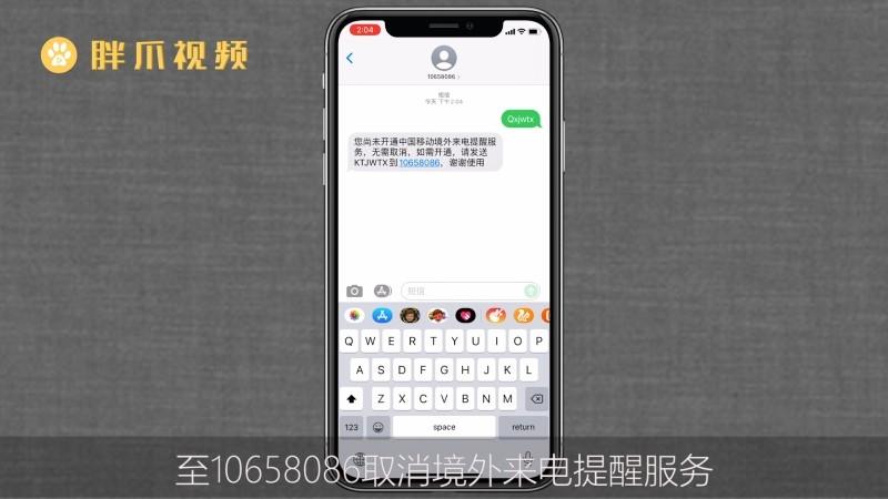 iphone如何关闭境外来电(5)