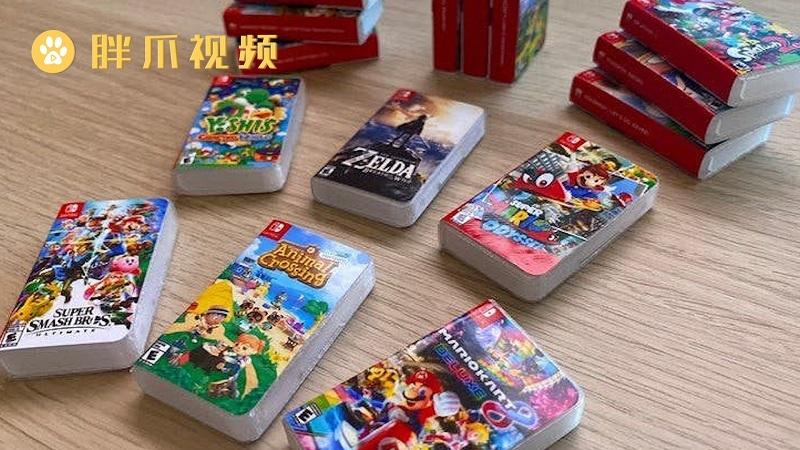 switch游戏卡哪里买(1)